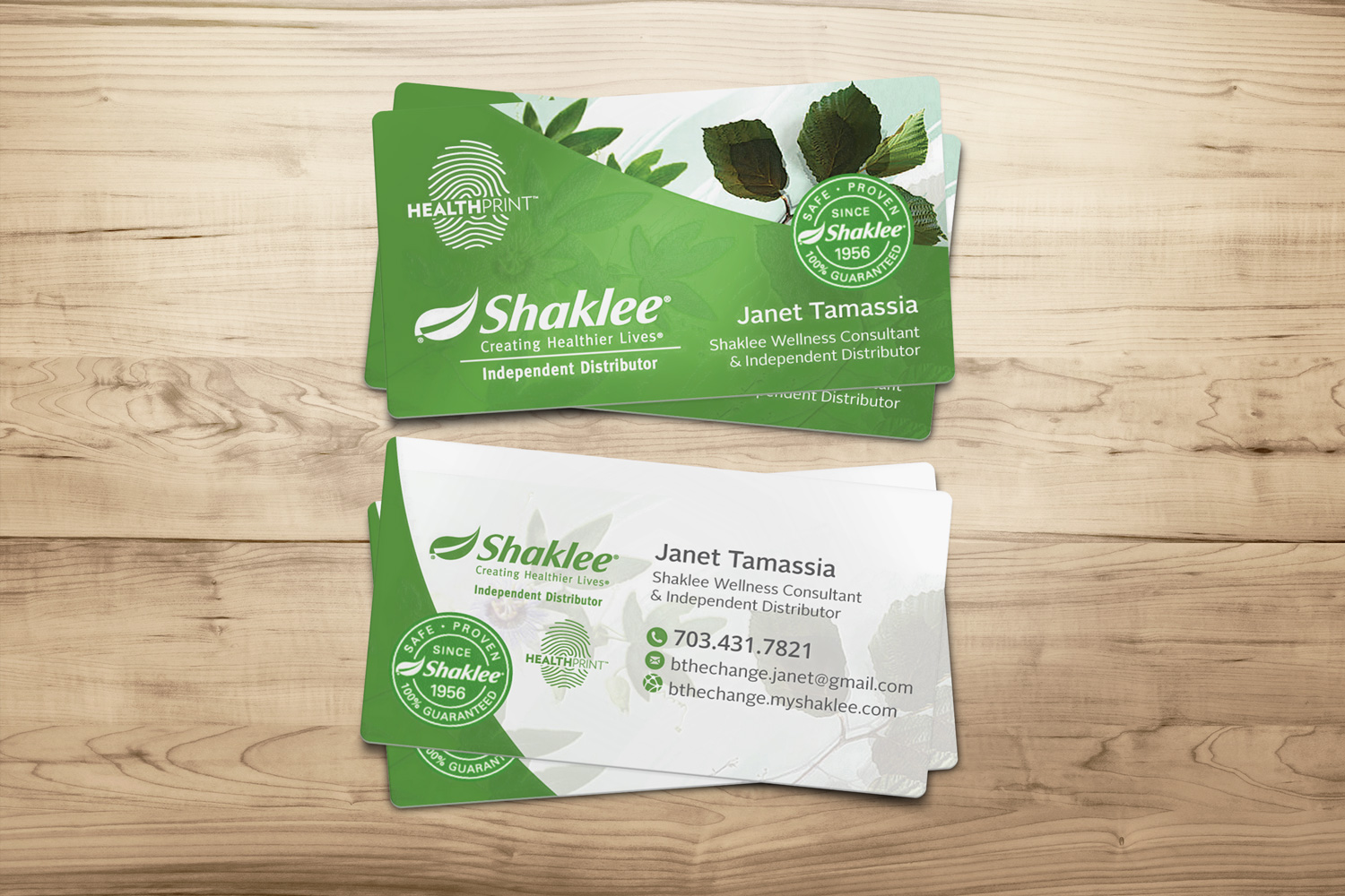 Shaklee nutritionist msia nutrition ftempo for Shaklee business cards