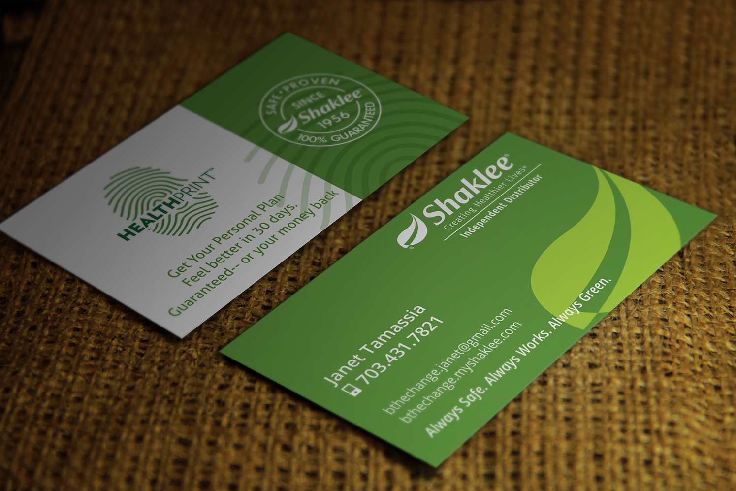 Business Card Design By Seoyst For Nutrition Consultant Needs Eye Catching And Conversation Starter