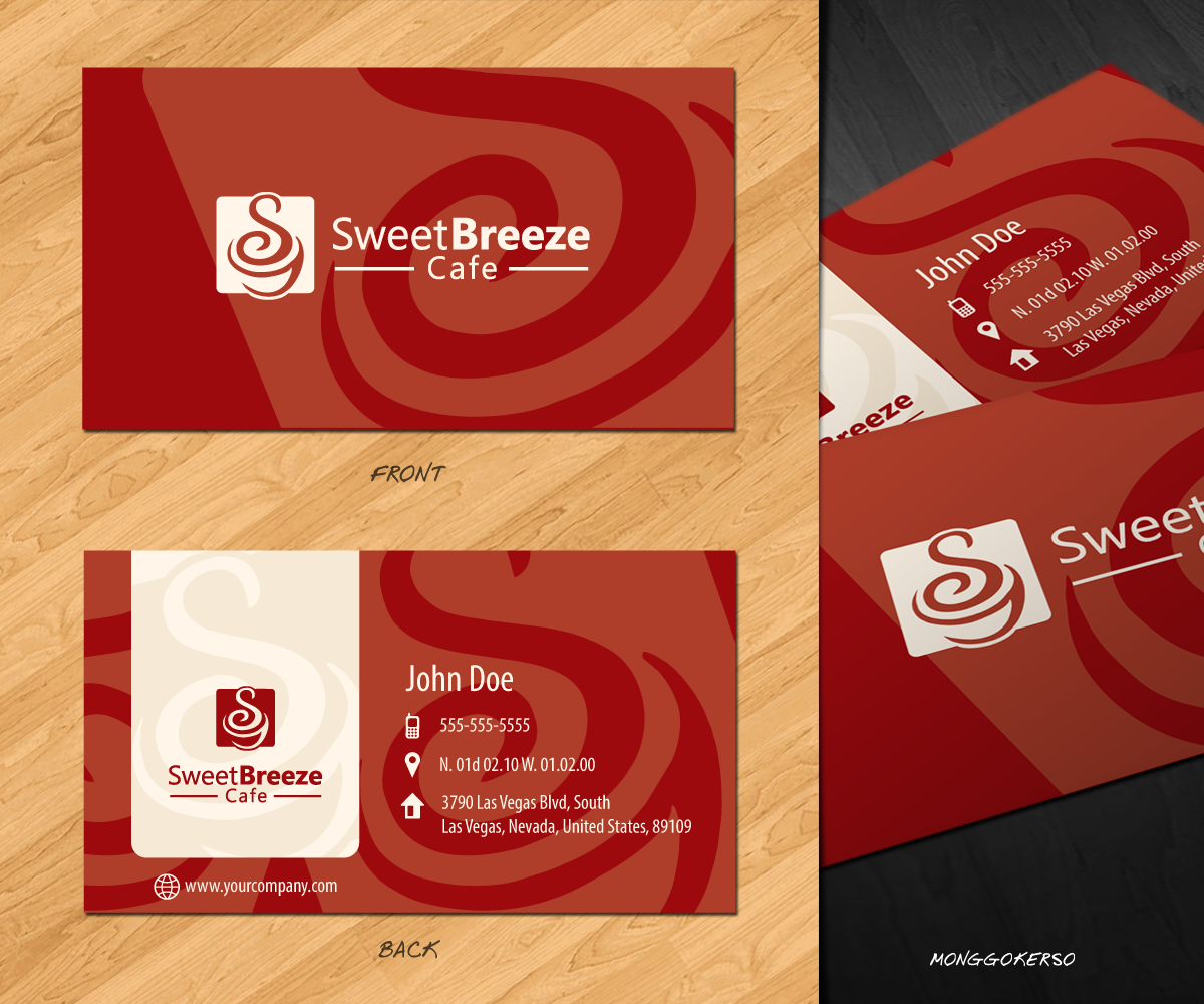 elegant modern business card design for slawomir budziosz by