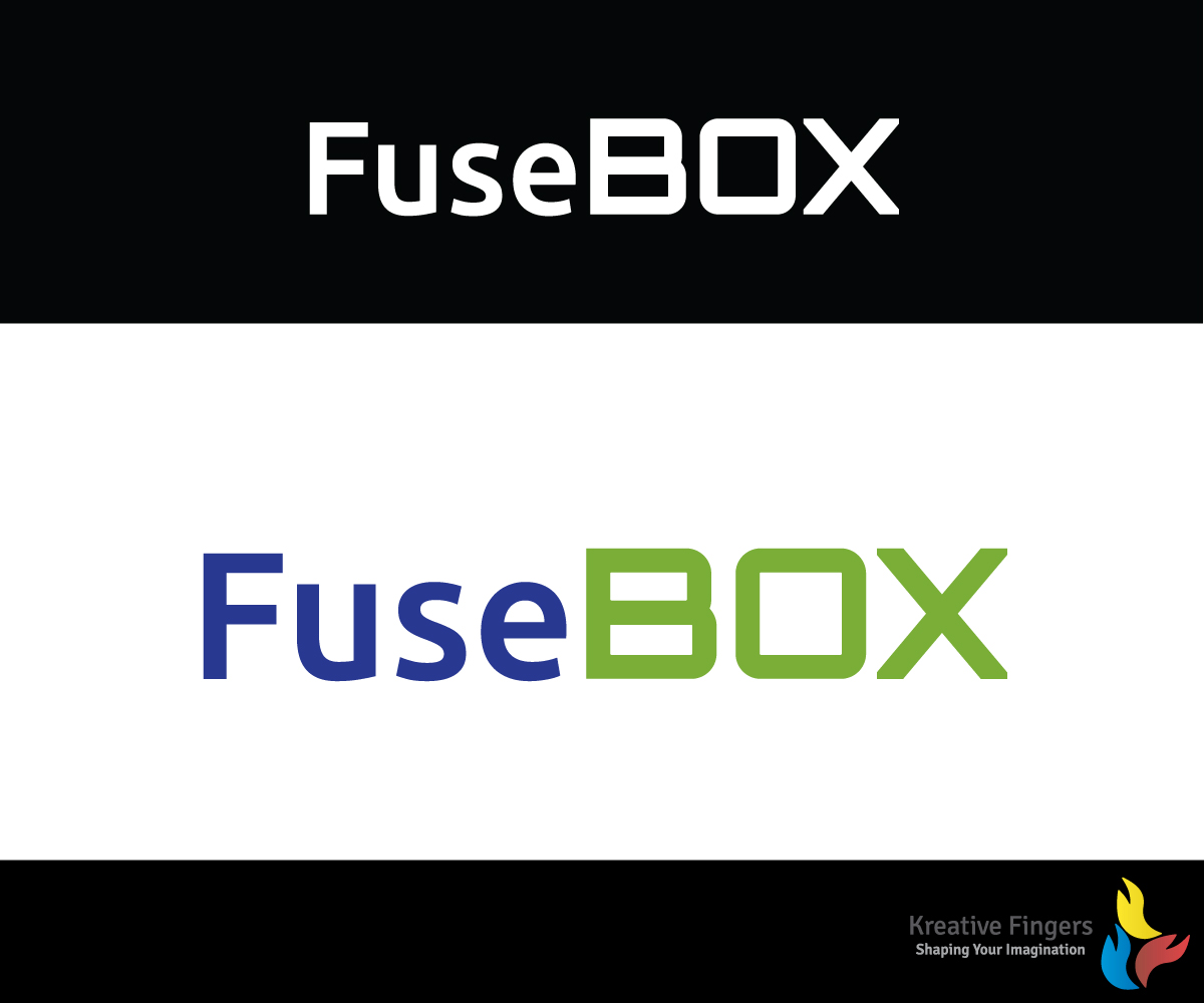Bold Upmarket Electrical Logo Design For Fusebox By Kreative Fuse Box A Company In United Kingdom 11981539