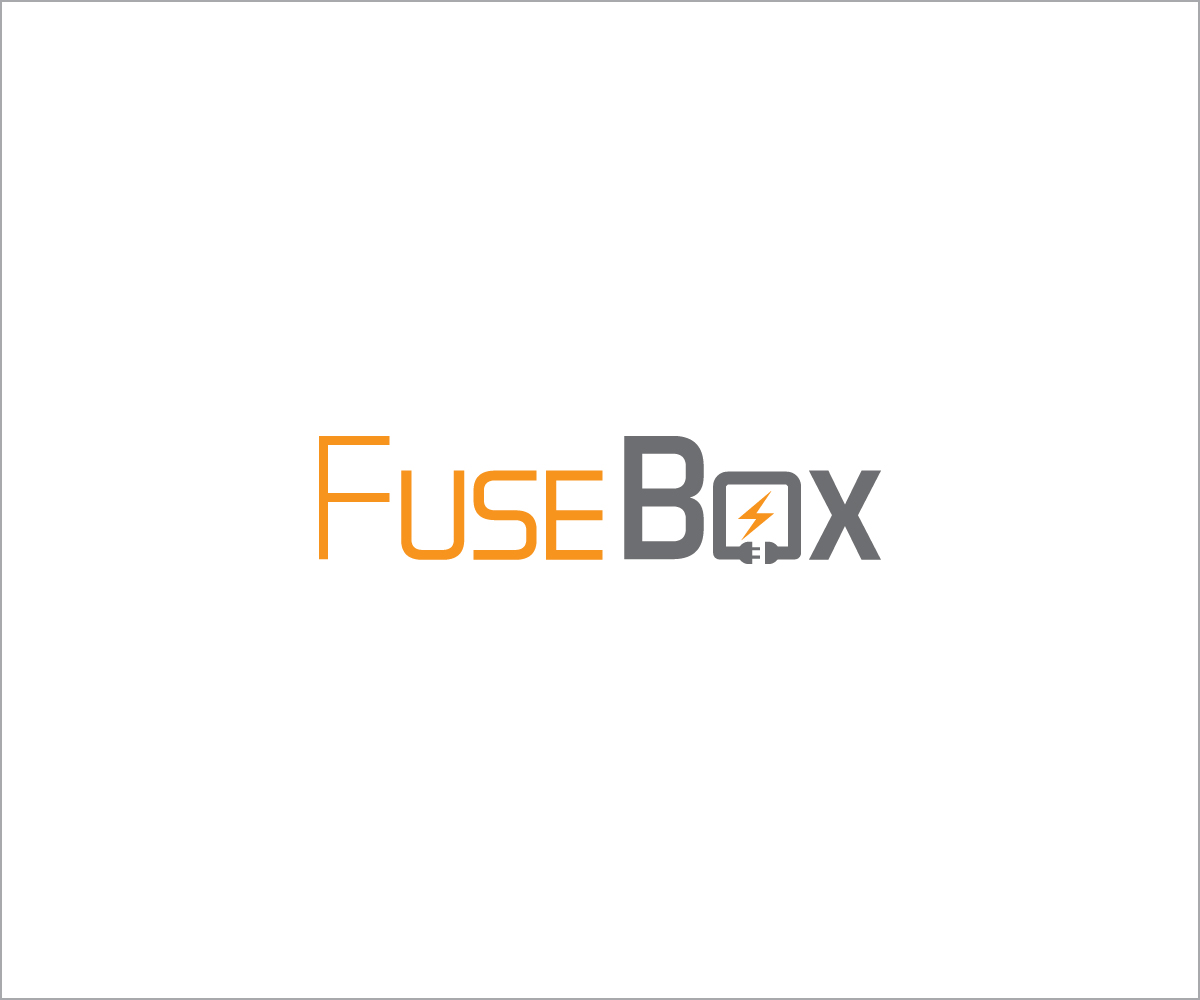 Fuse Box Logo Schematic Diagrams Ads Bold Upmarket Electrical Design For Fusebox By Ideabaaj
