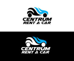 rental car logo design galleries for inspiration