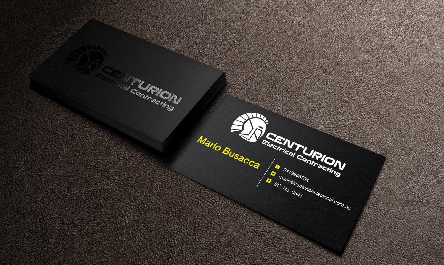 23 Bold Business Card Designs   Business Card Design Project for ...