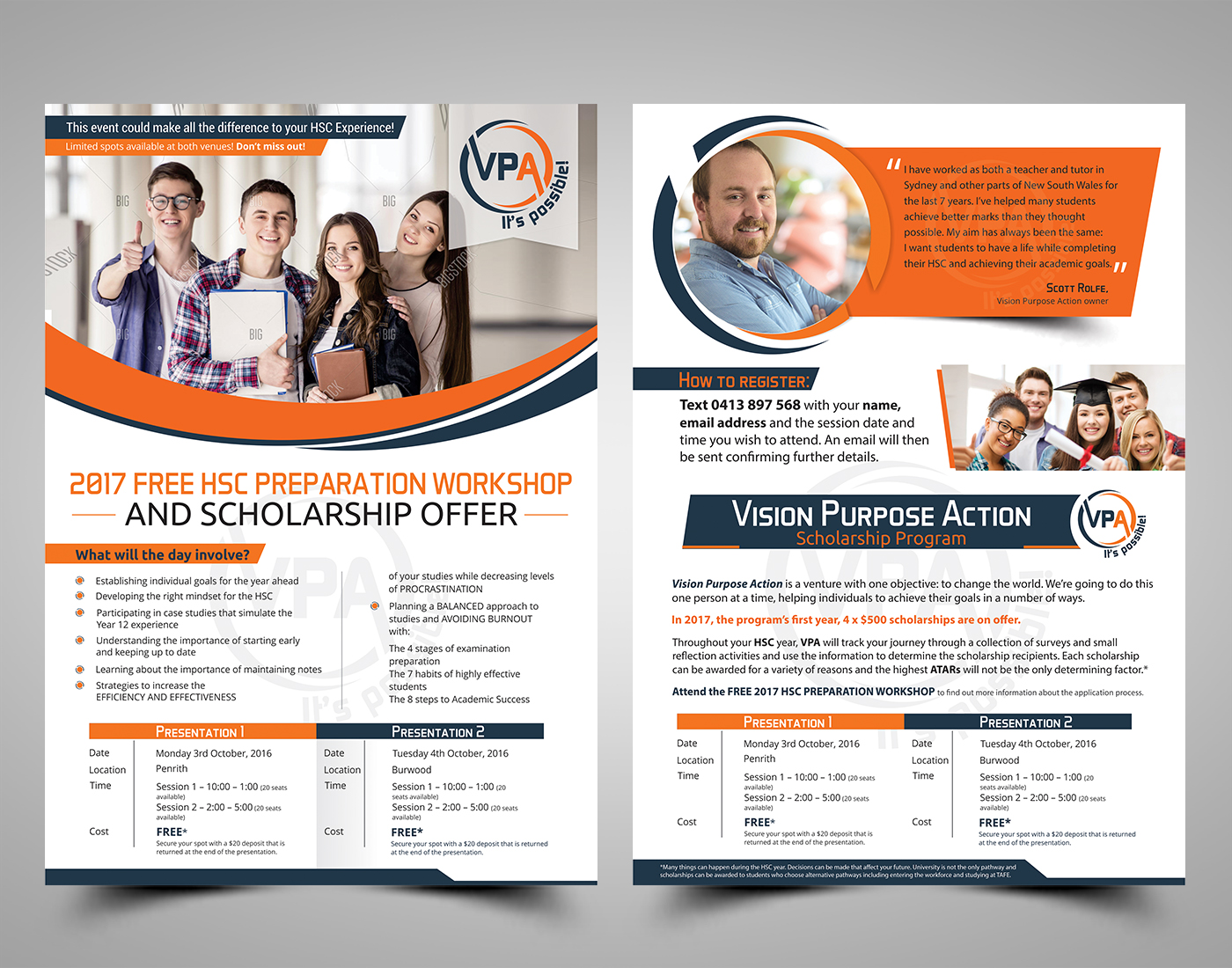 Bold Playful Education Flyer Design For A Company By Esolz Technologies Design 12009734