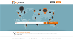 35 Modern Professional Travel Web Designs for a Travel business in ...