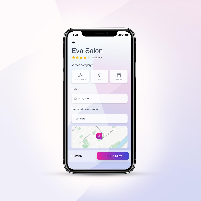 Modern Professional App Design Job App Brief For A Company In Australia