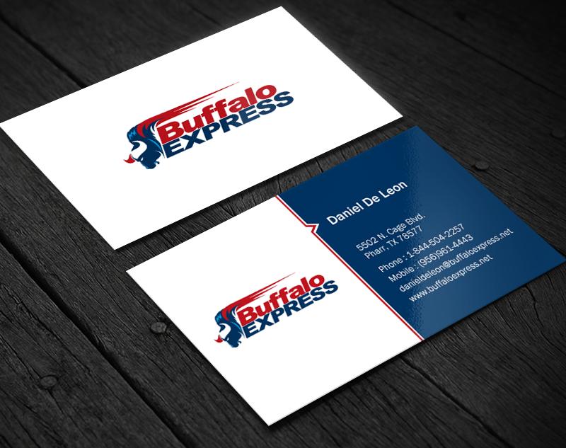 Professional, Upmarket, Business Business Card Design for Buffalo ...