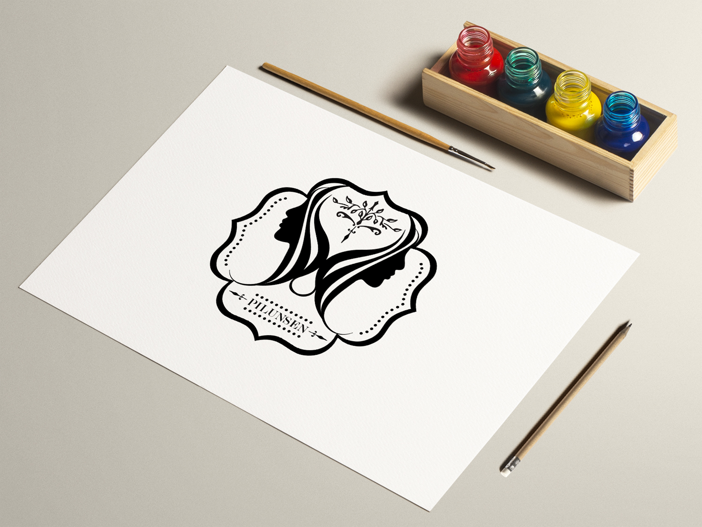 Feminine, Colorful Logo Design for Pilunsen by Designing Fever ...