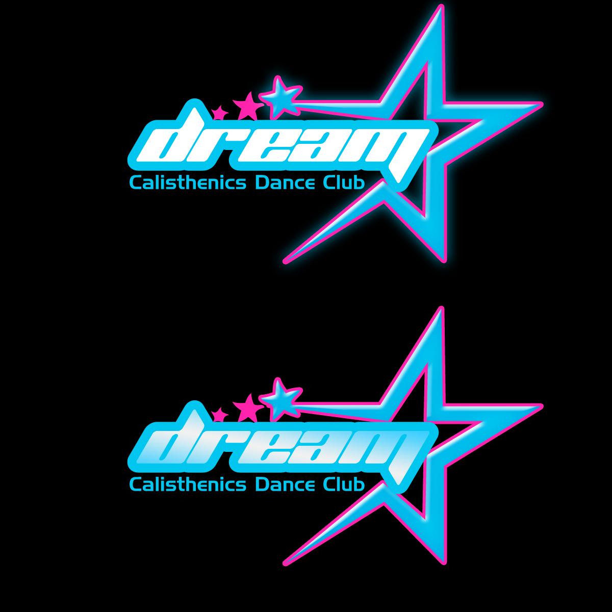 Dream Calisthenics Dance Club | Logo Design Contest ...