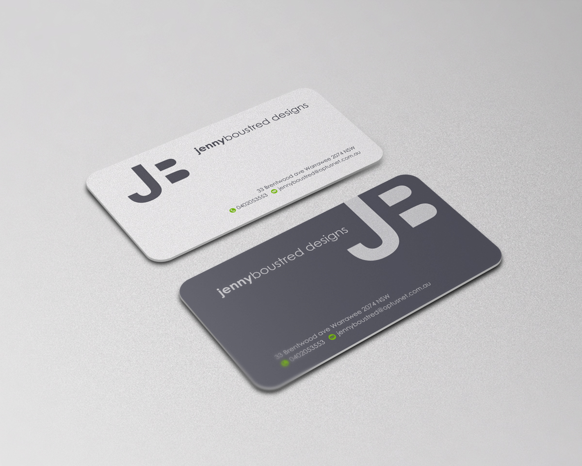 64 masculine conservative residential business card