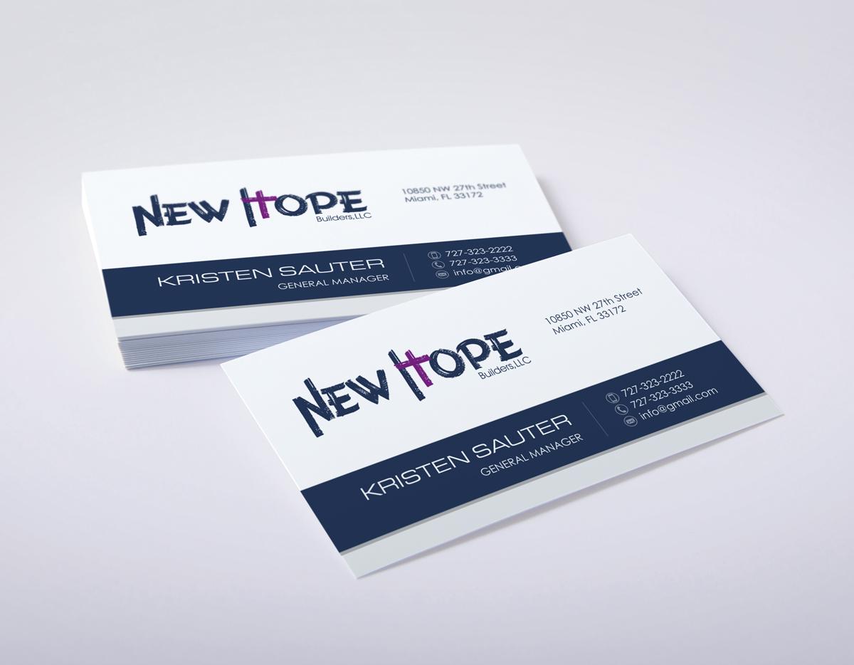 105 elegant playful ministry business card designs for a for Ministry business cards