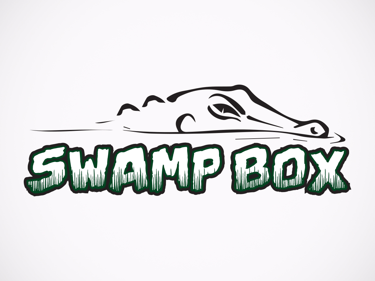 Swamp Box Logo Design by GM Graphics