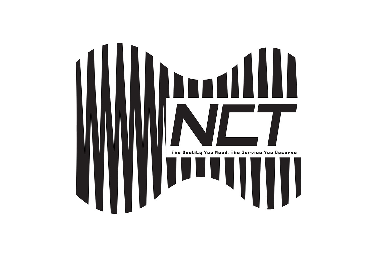 Serious, Professional, Cell Phone Logo Design for NCT (slogan - the