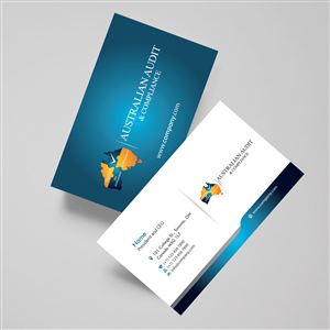 54 Modern Professional Business Card Designs for a