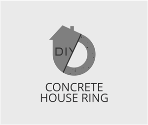 Logo Design by ElLuissitzky - DIY Concrete House Ring Requires Logo