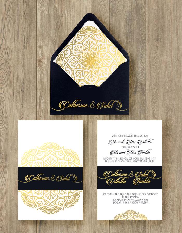 Elegant personable wedding invitation design for our initials sc elegant personable wedding invitation design for a company in united states design 12302972 stopboris Images