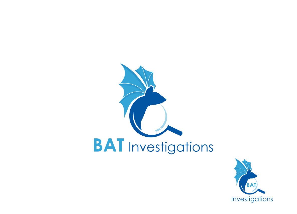 Logo Design By Creative Bugs For Bat Investigations 12115258