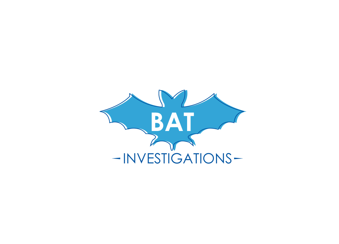 Logo Design By Creative Bugs For Bat Investigations 12115259