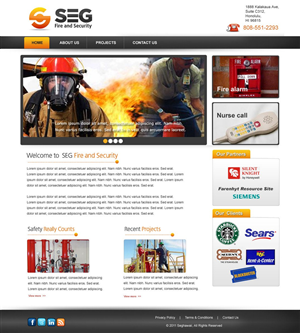Call Center Web Design 501058