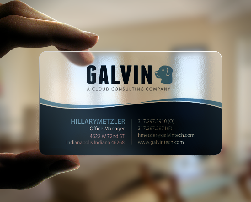 Bold playful business business card design for galvin technologies bold playful business business card design for galvin technologies in united states design 12154731 reheart Choice Image