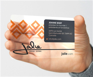 Business Card Design by Cheeky Creative
