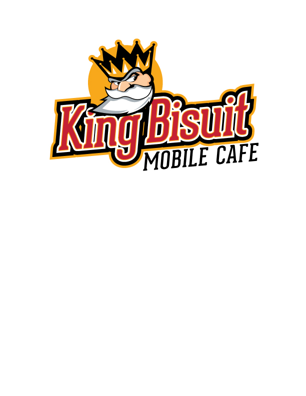 King Bisuit logo by royalroosterdesign