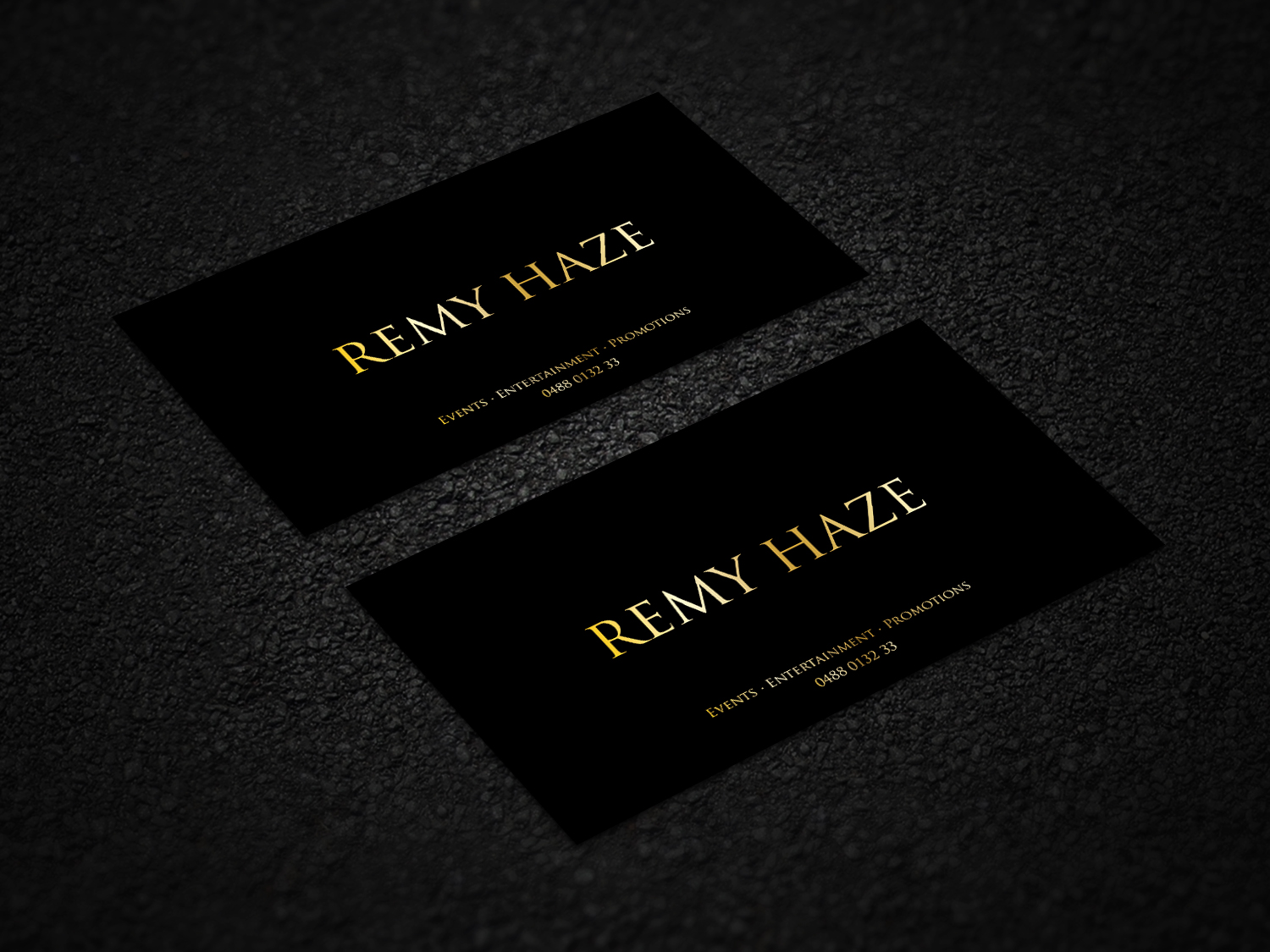 Elegant, Playful Business Card Design for Riley Smith by ...