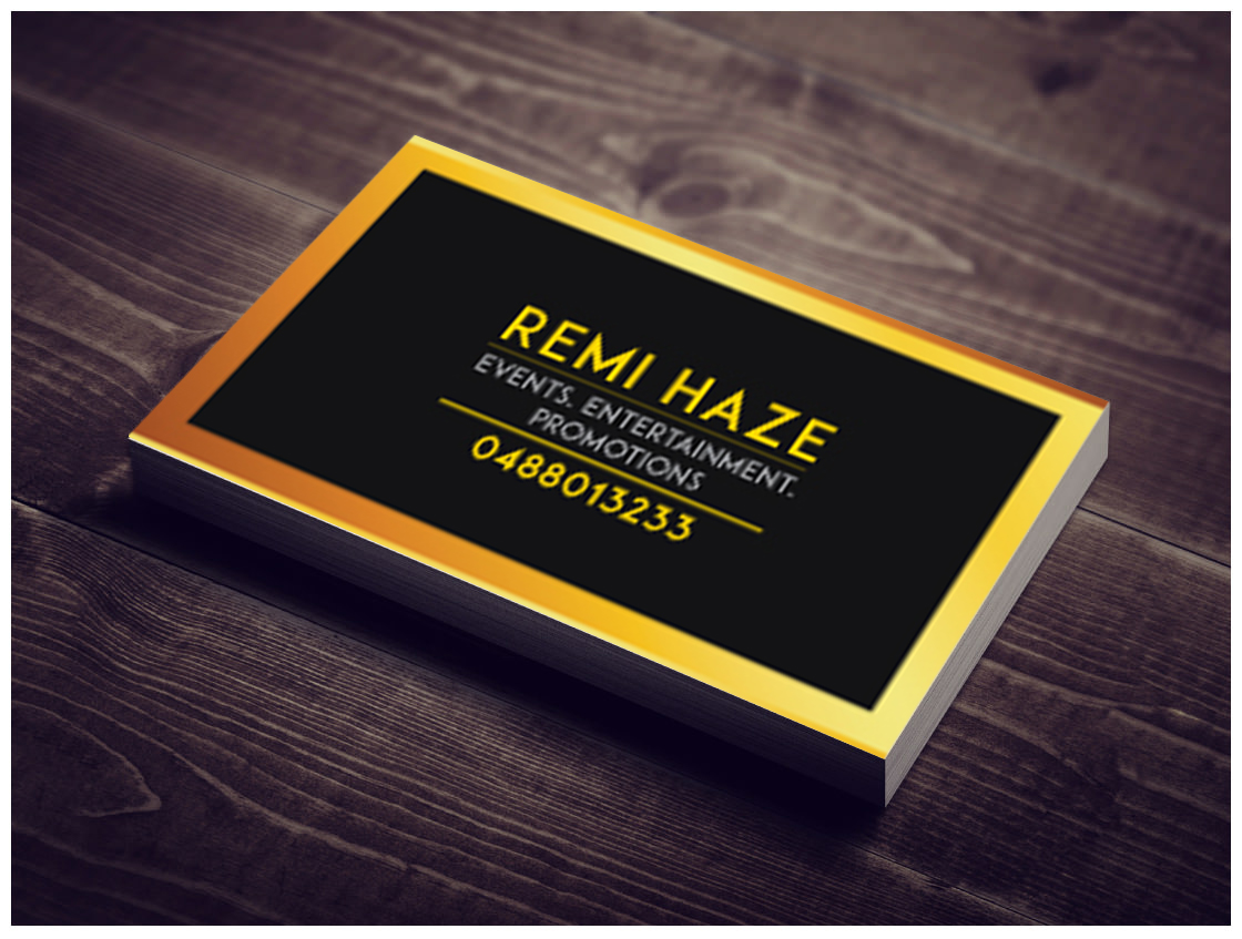Elegant, Playful, Business Business Card Design for a Company by ...