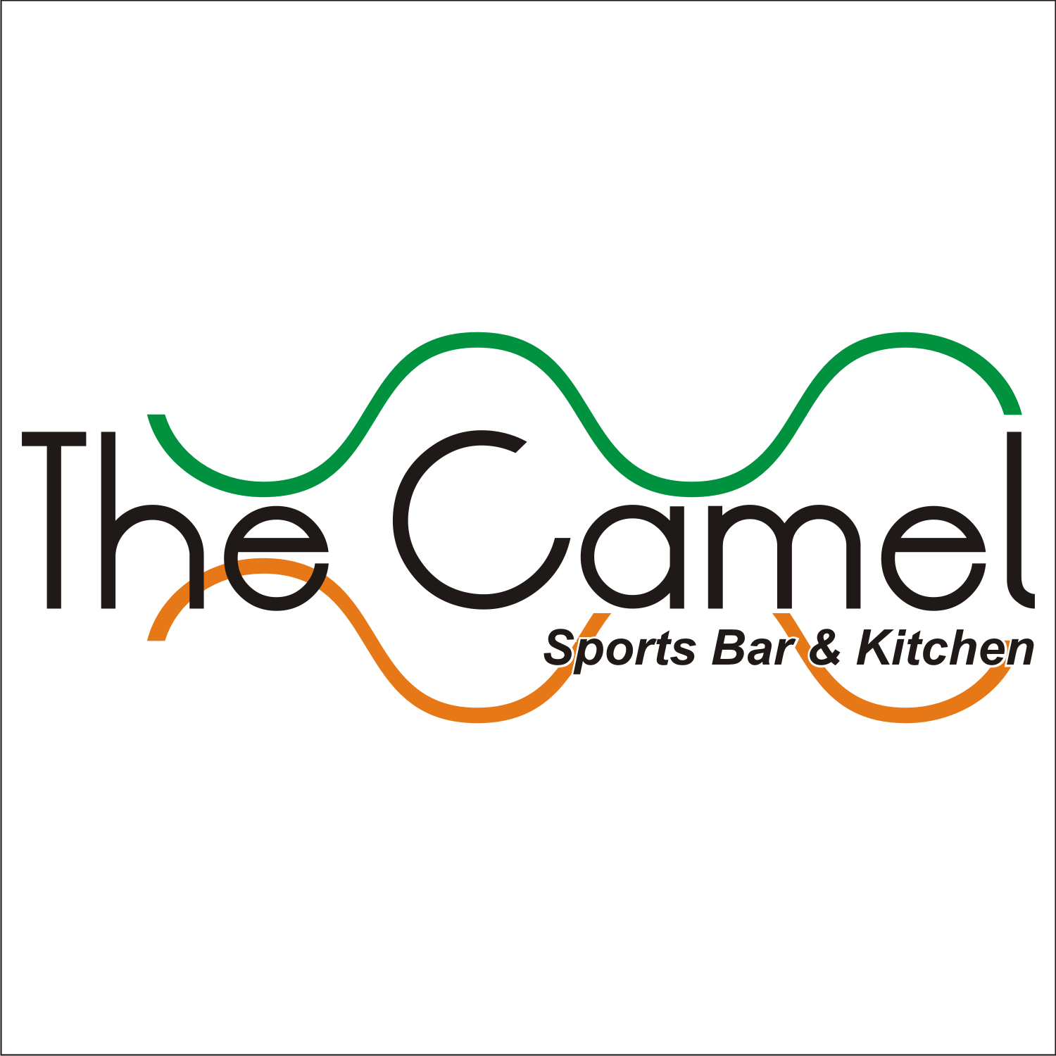 Serious, Conservative, Sports Bar Logo Design for The Camel - Sports ...