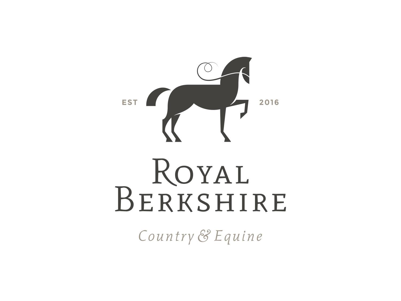 Conservative Upmarket Business Logo Design For Royal Berkshire Country Equine By Oveja Quiroga Design 12190974