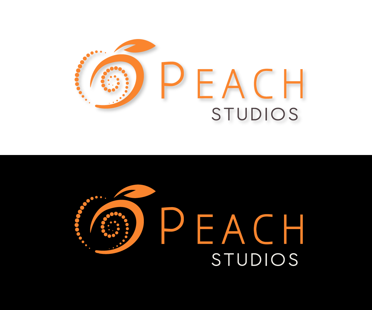 Wedding Photography Studio Logo: 260 Elegant Playful Wedding Logo Designs For Peach Studios
