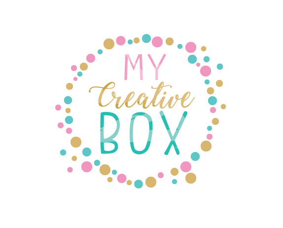 Playful Colorful Logo Design For My Creative Box By Illusion