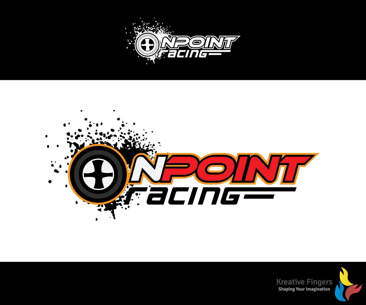 154 Professional Elegant Racing Logo Designs For Onpoint