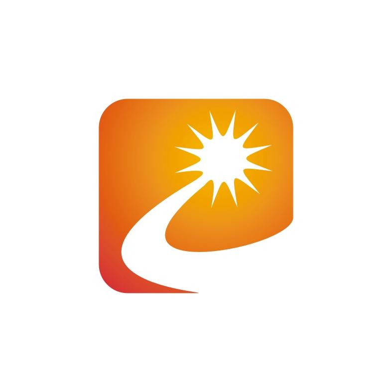 Flare Logo Logo Design Job Life Flare