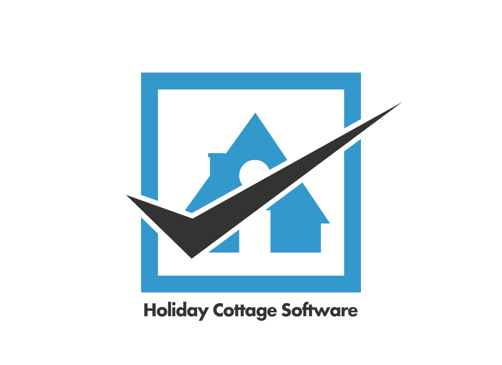 Software logo design for holiday cottage software by for Logo drawing software