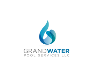 pool service logo. Logo Design Job - Grand Water Pool Services, At Its Finest! Winning Service O
