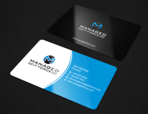 Information technology business card design galleries for inspiration new managed it company needs a business card business card design by premnice colourmoves
