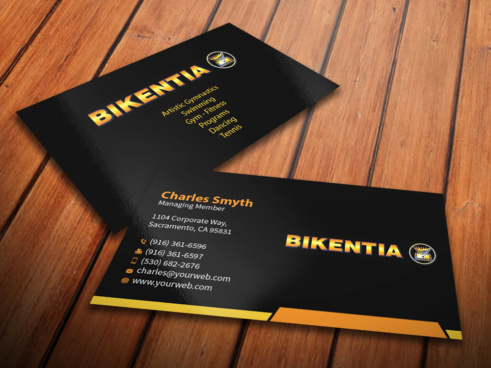 Playful modern business business card design for a company by business card design by mediaproductionart for this project design 12392097 reheart Image collections