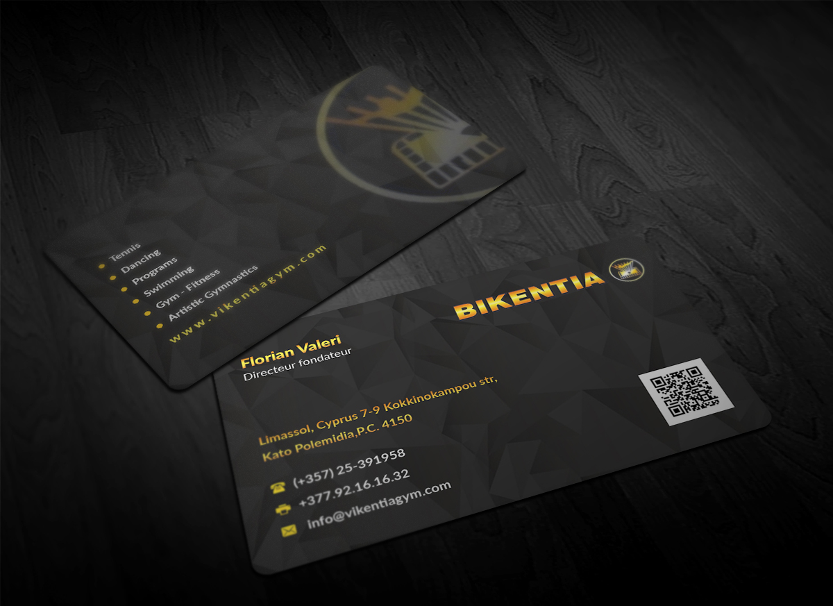 Playful modern business business card design for a company by business card design by pointless pixels india for this project design 12389402 reheart Image collections
