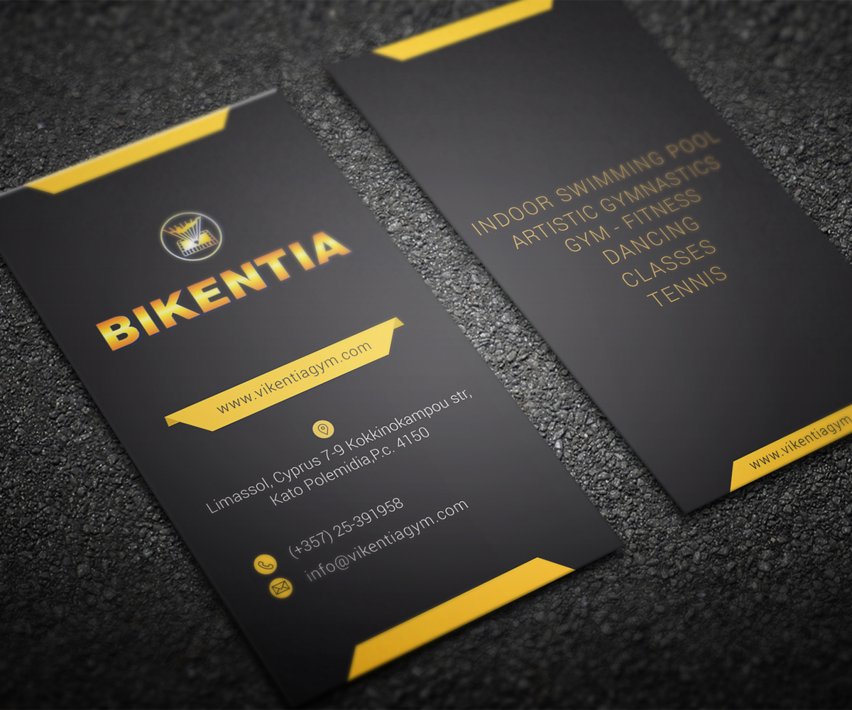 Playful modern business business card design for a company by business card design by graphic flame for this project design 12676412 reheart Image collections