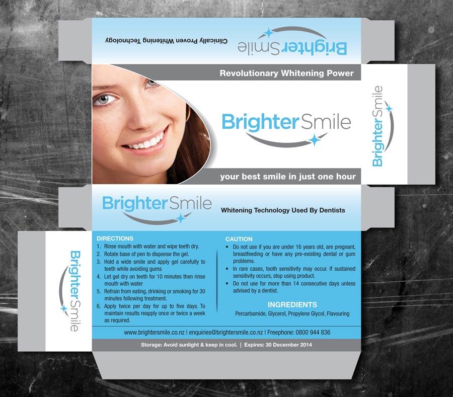 Teeth Whitening Brochure Teeth Whitening Pen Box