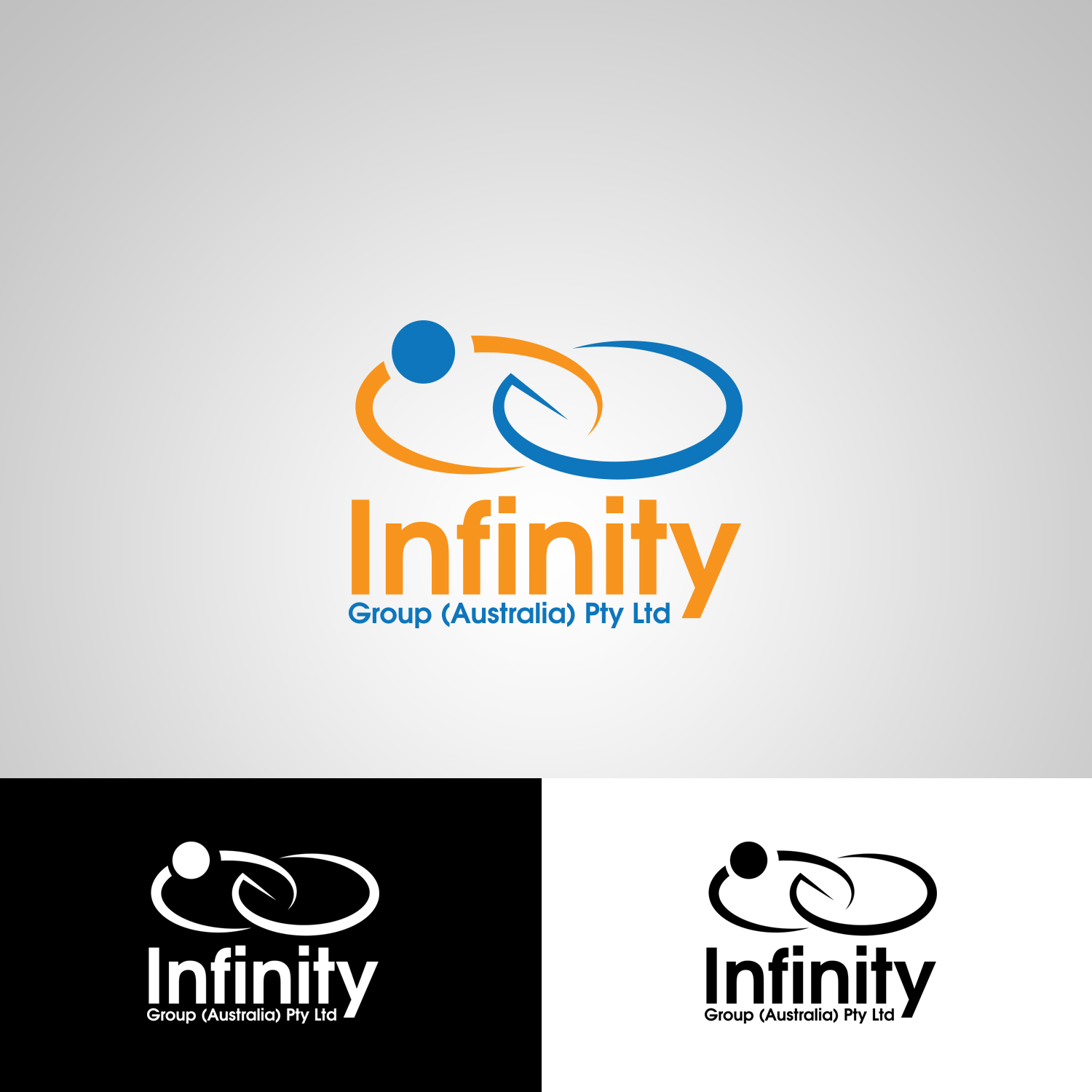 168 serious professional logo designs for infinity group australia pty ltd a business in australia