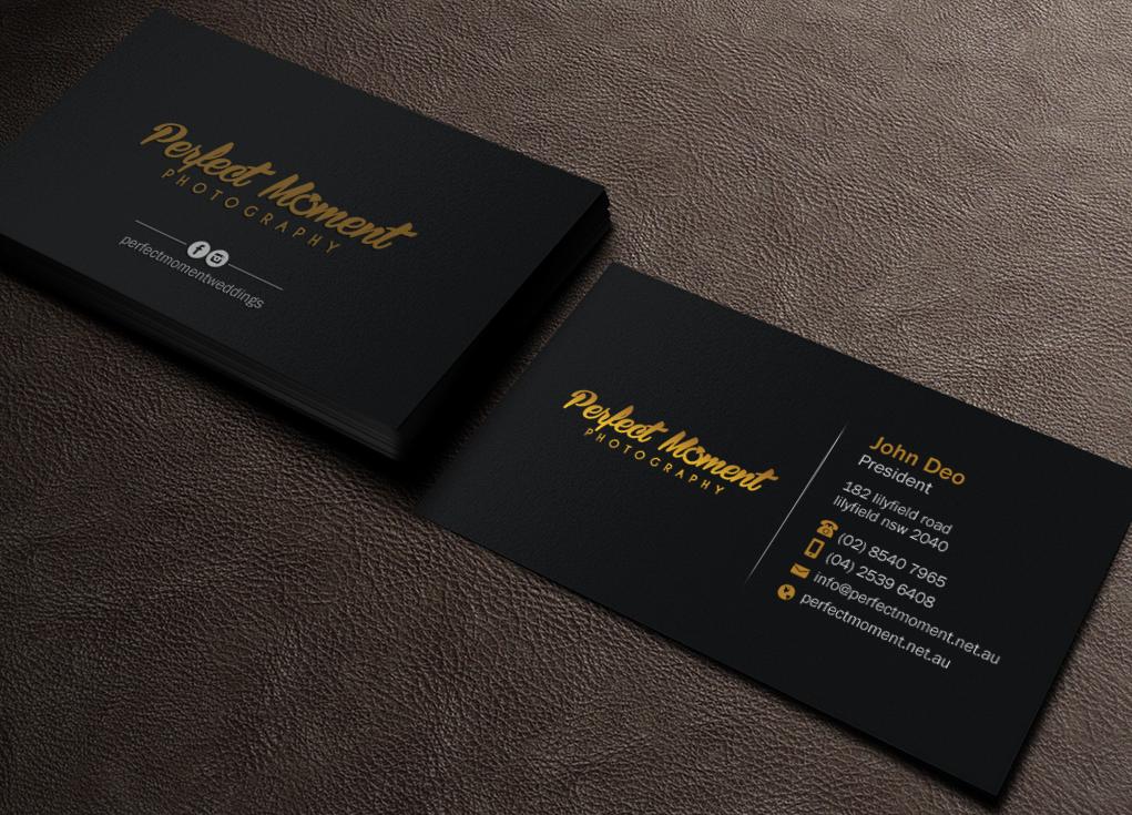 Design De Carte Visite Par Brand Aid Pour New Stage Media PTY LTD