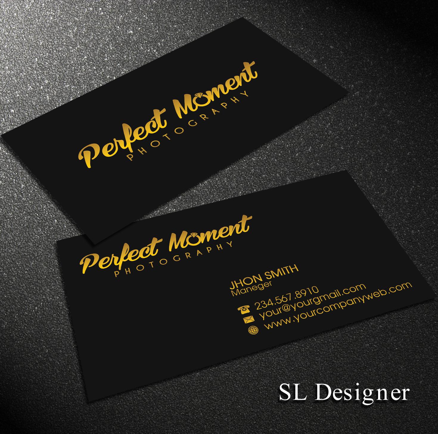 Design De Carte Visite Par SL Designer Pour New Stage Media PTY LTD