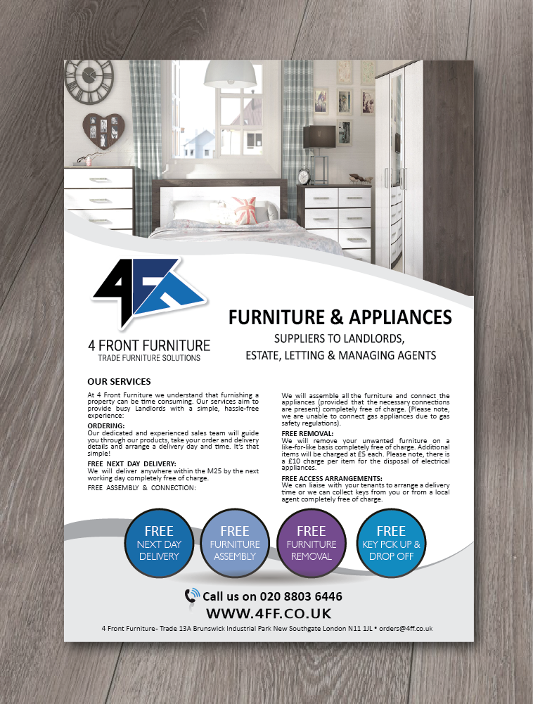 Flyer Design By Alex989 For This Project | Design #12432580