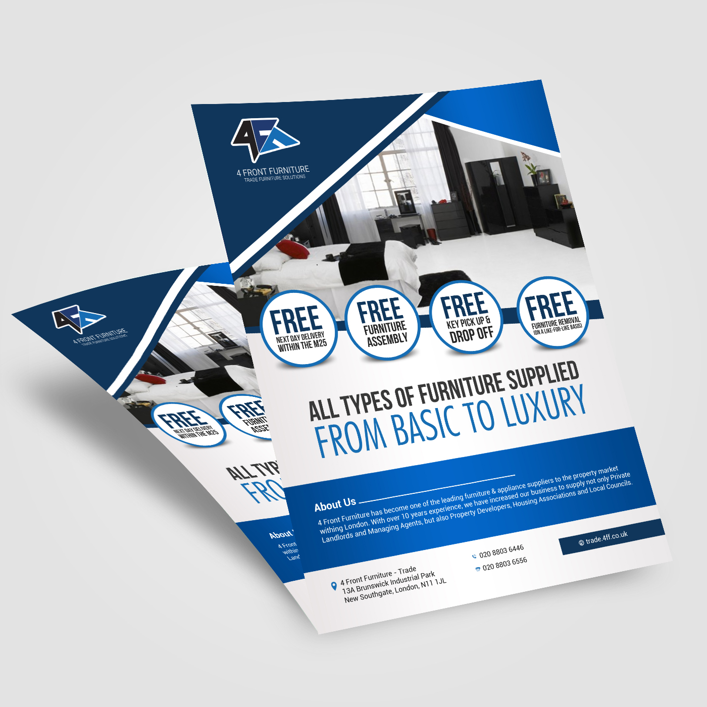 Flyer Design By Creative.bugs For This Project | Design #12296290