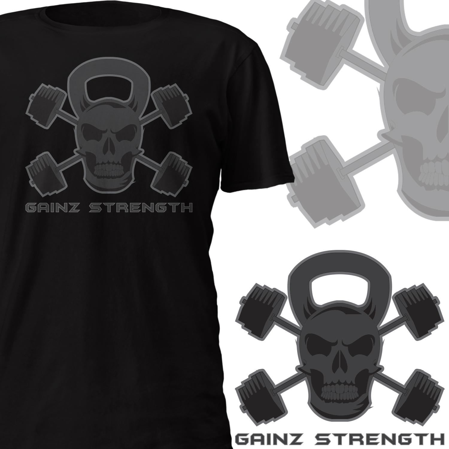 Shirt design equipment - Bold Serious T Shirt Design For Company In United States Design 12323597