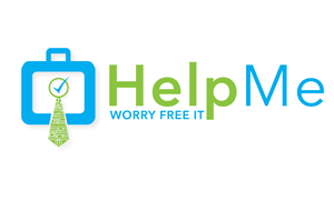 Logo Design by Kostas29 - Help Me Worry Free IT
