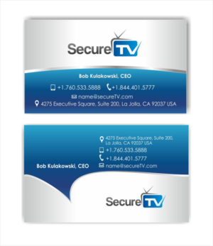 Security business card design galleries for inspiration business card with professional look business card design by magicartdesigner reheart Image collections