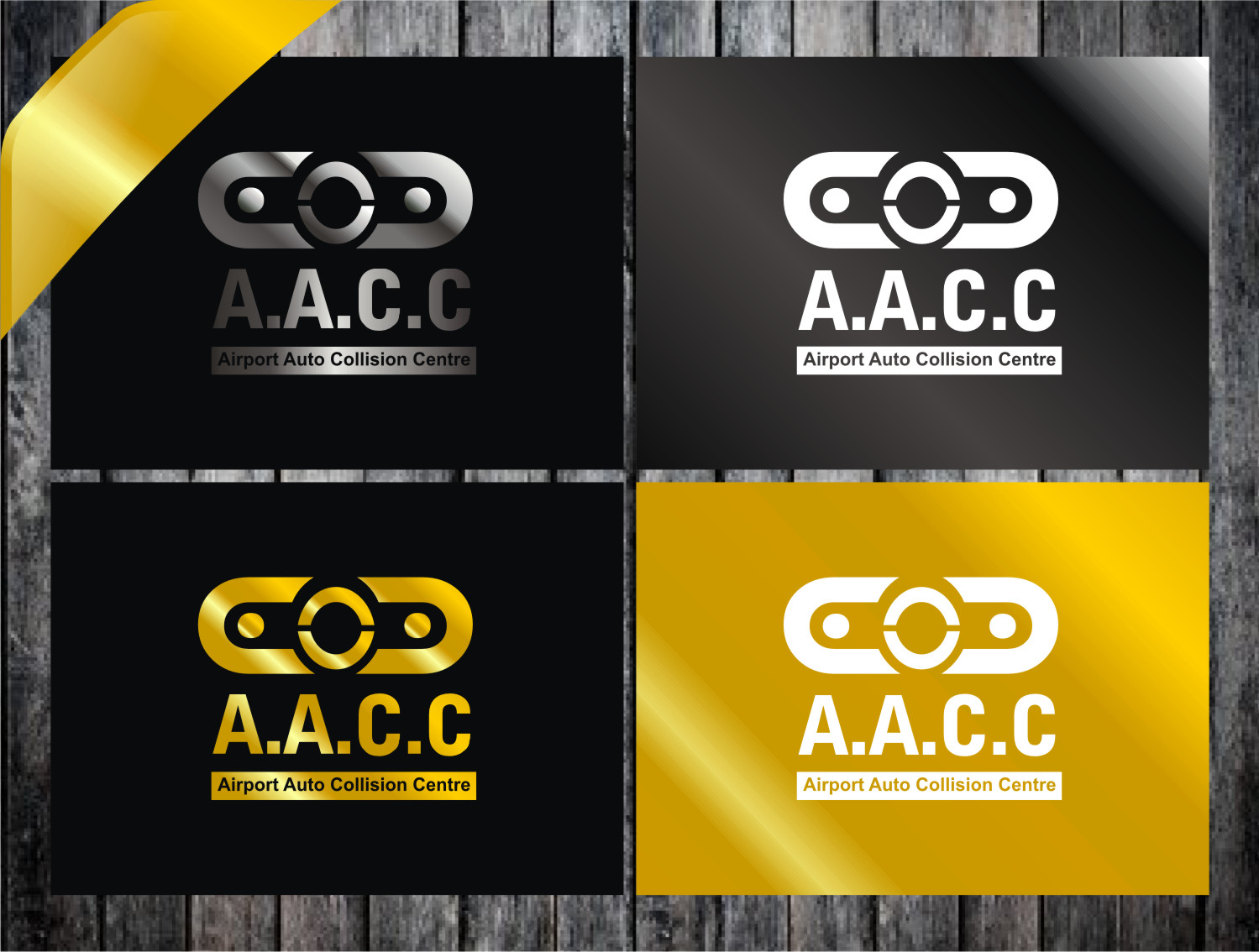 Serious Modern Automotive Logo Design For A A C C Airport Auto Collision Centre We Come Highly Wreck Amended By Ramfau Design 12322282